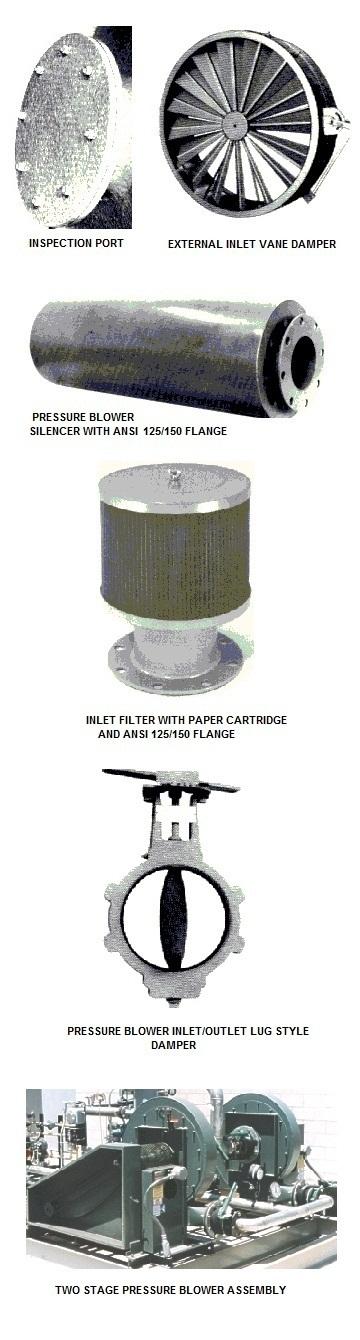 Pressure Blower Wheels : Pressure blower