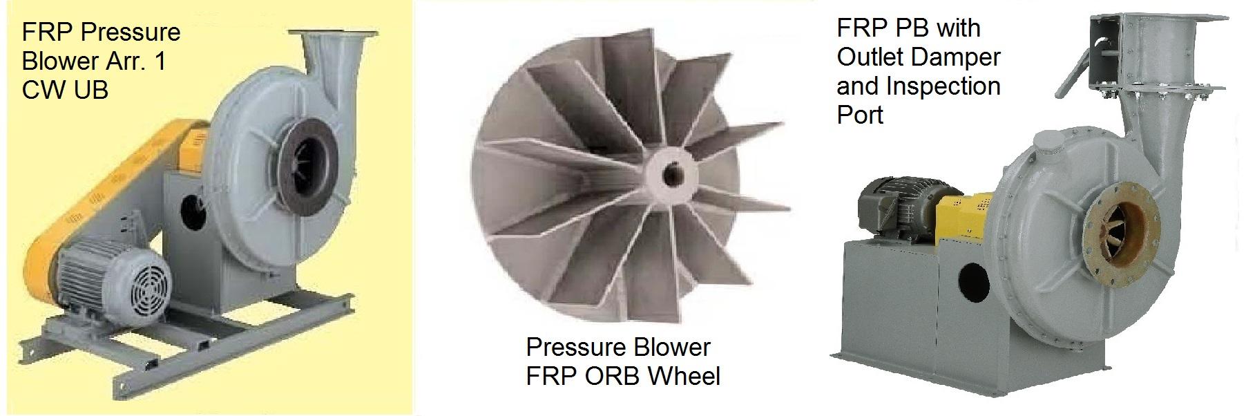 New York Blower Pressure Blower : Frp pb pressure blowers